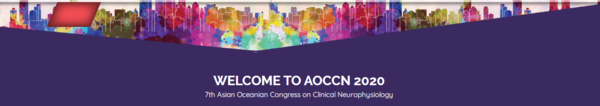 7th Asian Oceanian Congress on Clinical Neurophysiology (AOCCN 2020)